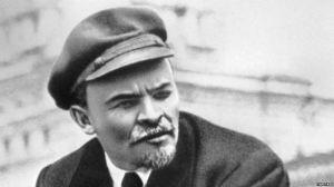 Włodzimierz Lenin i czy Photoshop?